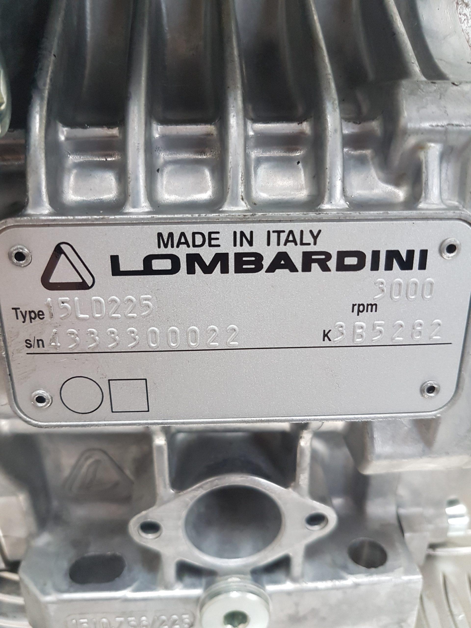 Lombardini 15LD2