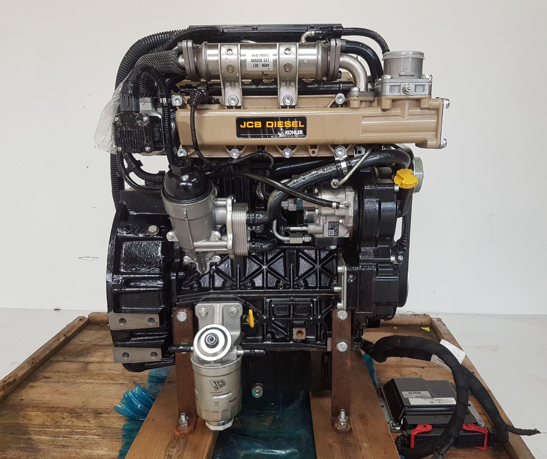 Kohler 3cylinder Engine KDI1903TCR.